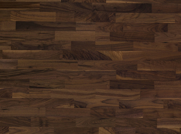 Walnut Rustic 3strip BF